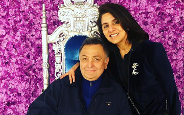 Neetu Kapoor On Rishi Kapoor's Fight With Cancer, 'It Was A Phase That Taught And Changed Me A Lot'