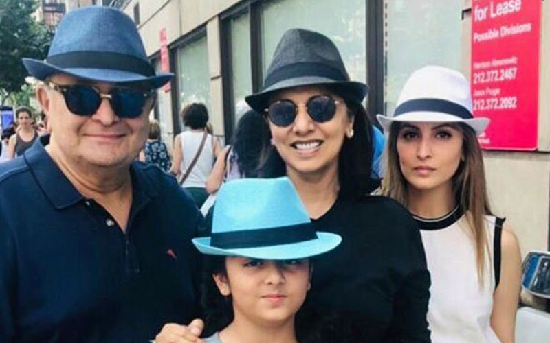 Riddhima Kapoor All Set To Welcome Rishi Kapoor And Neetu Kapoor Back In Mumbai, Ranbir Kapoor's Sister Shares Her Excitement