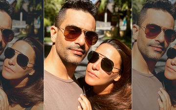Angad Bedi Plans A Special Birthday Celebration For His Wifey Neha Dhupia; Whisks Her Away To Maldives