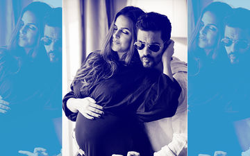 "Neha Dhupia Confirms, ""I Am Pregnant."" Angad Bedi Adds, ""Ha! Rumour Is True"""