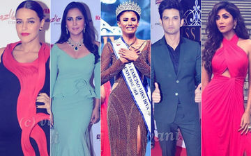 Neha Dhupia, Lara Dutta, Sushant Singh Rajput, Shilpa Shetty Select Nehal Chudasama As India Miss Universe