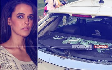 Neha Dhupia Meets With A Car Accident; Shocked At Onlookers' Request For Selfies