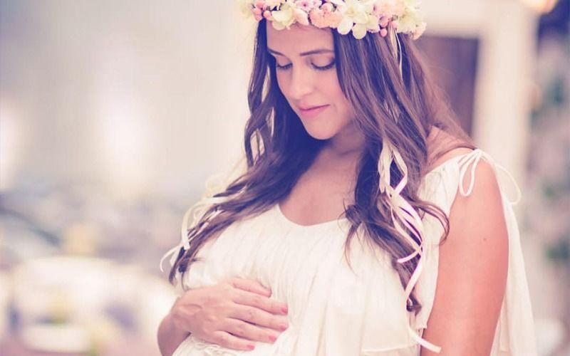 Neha Dhupia Talks On Breastfeeding And Naming Her Upcoming Baby