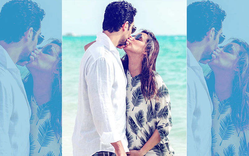 Neha Dhupia Birthday: Hubby Posts Adorable Pic; Actress Says 'Angad Will Be A Rock-Solid Father'
