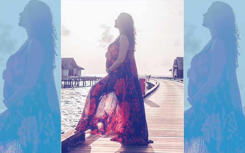 Neha Dhupia's Maternity Shoot: Sun-Kissed Mommy-To-Be Looks Radiant