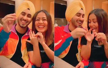 Neha Kakkar To Tie The Knot: WATCH Fiancé Rohanpreet Singh Putting A Ring On The Singer's Finger