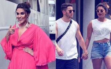 Neha Dhupia Teases Priyanka Chopra With Nick Jonas. Don't Miss It!