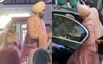 Neha Kakkar-Rohanpreet Singh Wedding: Singer's Bidaai Video Is Delightful; Singh Surely Makes For A Perfect Husband