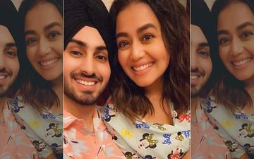 Neha Kakkar's Fiancé Rohanpreet Singh Calls Her 'Meri Zindagi'; We Wonder If The Singer Is Blushing