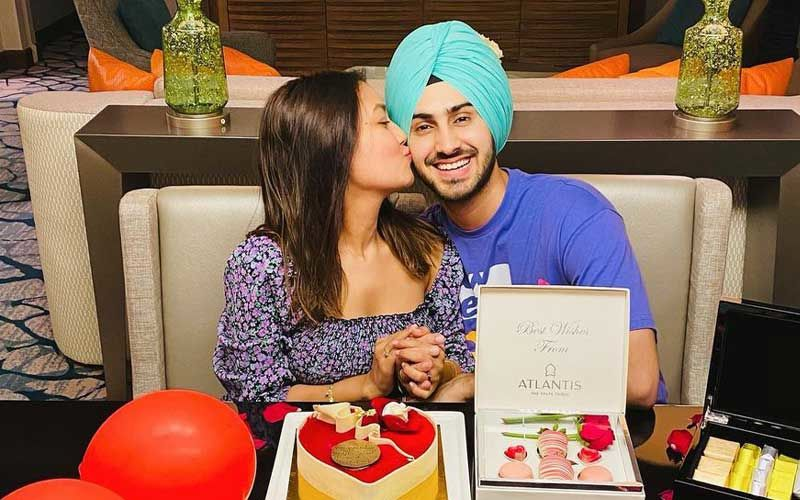 Neha Kakkar Pens A Heartwarming Wish For Hubby Rohanpreet Singh; 'Happy Birthday To The One Because Of Who Makes My Life Worth Living'