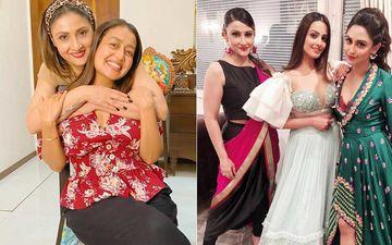 Urvashi Dholakia Turns 41: Anita Hassanandani, Neha Kakkar Pour Wishes On OG Komolika; Actress Celebrates Day With Sons