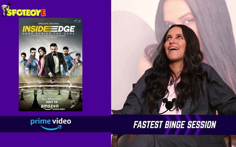 JUST BINGE: Neha Dhupia Is Tripping On These Web Shows