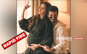 Neha Dhupia In A RAPID FIRE On Body-Shaming, Pregnancy, First Kiss and More- EXCLUSIVE VIDEO