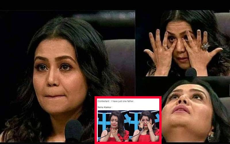 Indian Idol 11: Neha Kakkar's Emotional Breakdown Is Now The Butt Of Jokes On Twitter
