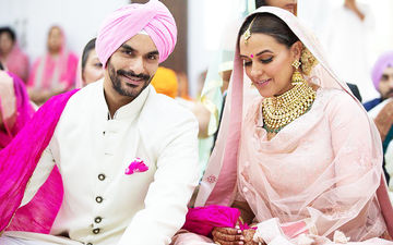 Angad Bedi Explains His Hush-Hush Wedding To Neha Dhupia, Says 'Shaadi Apne Liye Karni Hai Ya Logon Ke Liye?'