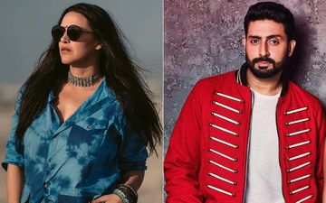 Ouch, Abhishek Bachchan Turns Down Neha Dhupia's Public Invitation To Feature As A Guest On No Filter Neha; Says, 'Baksh Dijiye'