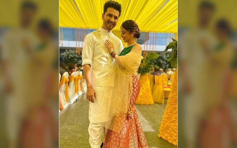 Nehha Pendse's Wedding: Who Wore What? Shruti Marathe, Abhijeet Khandkekar, Sanskruti Balgude, Hemangi Kavi And Siddharth Menon Dazzle In Their Best Looks