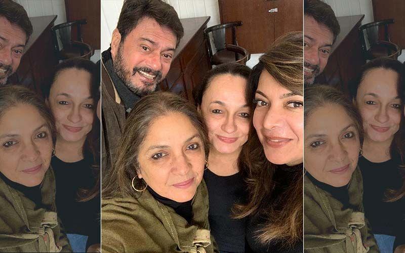 Neena Gupta Reunites With Old Friends Soni Razdan, Kanwaljit Singh; The Nostalgia Is Hitting Us Hard