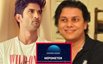 Sushant Singh Rajput Death:  Late Actor's US-Based Brother-In-Law Vishal Kirti Starts NEPOMETER To Fight Nepotism And Rate Bollywood Movies
