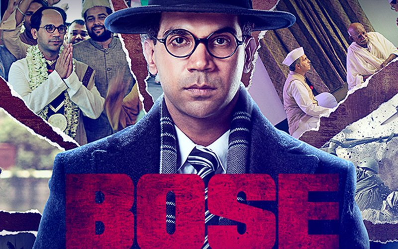 Bose - Dead/Alive Trailer Out: Rajkummar Rao As Netaji Subhash Chandra Bose Will Give You Goosebumps