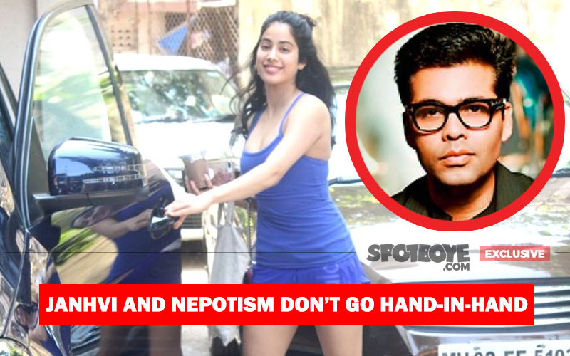 Netizens, Janhvi Kapoor In Dostana 2 Is Not Nepotism