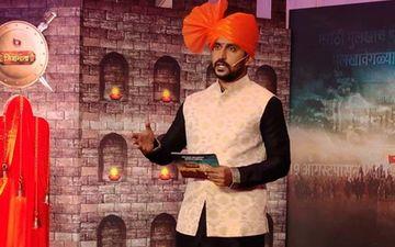 New Marathi Show 'Swarajya Janani Jijamata': A Grand Traditional Launch By Chinmay Mandlekar