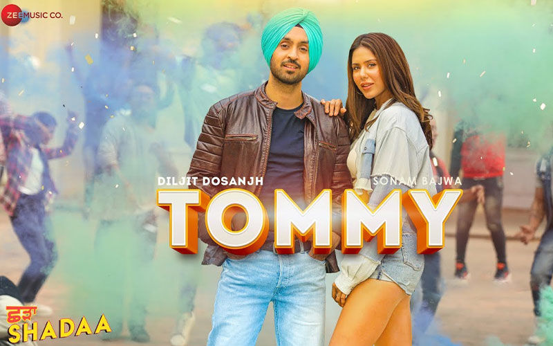 NEW SONG ALERT! 'Tommy' Song from 'Shadaa' playing exclusively on 9X Tashan