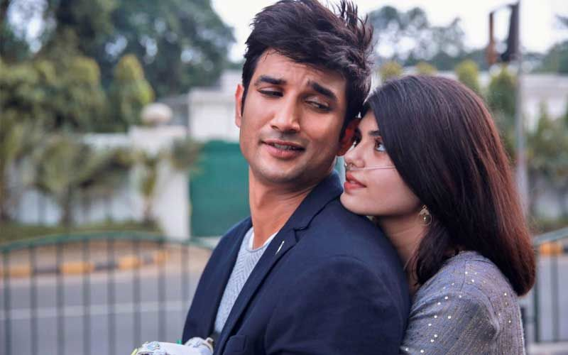 Dil Bechara's Taare Ginn Song OUT: AR Rahman Weaves Magic In This Mushy Track Featuring The Charming Sushant Singh Rajput And Sanjana Sanghi