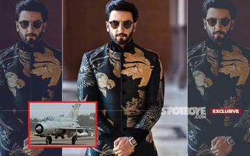 Indo-Pak Tension: Ranveer Singh Reaches Mumbai Airport To Fly To Delhi But Takes A U-Turn For Home