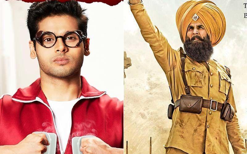 "Abhimanyu Dassani On Mard Ko Dard Nahi Hota Clashing With Kesari, ""Main First Day First Show Akshay Sir Ki Film Dekhunga"""