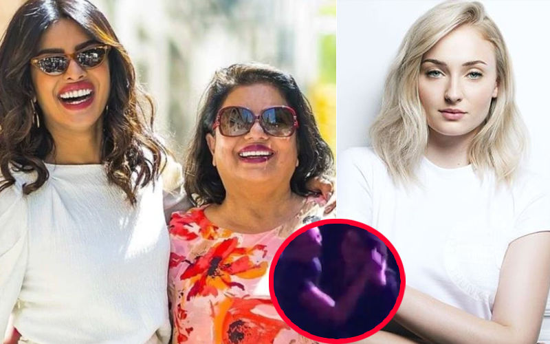 Priyanka Chopra's Mother Madhu Chopra Dances With Sophie Turner At The Jonas Brothers Concert – Watch Video