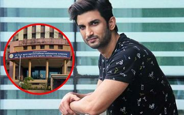 Sushant Singh Rajput's Mortal Remains Being Taken From Cooper Hospital For The Last Rites