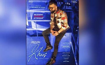 Navraj Hans's Song Khaas Starring Ihana Dhillon Released