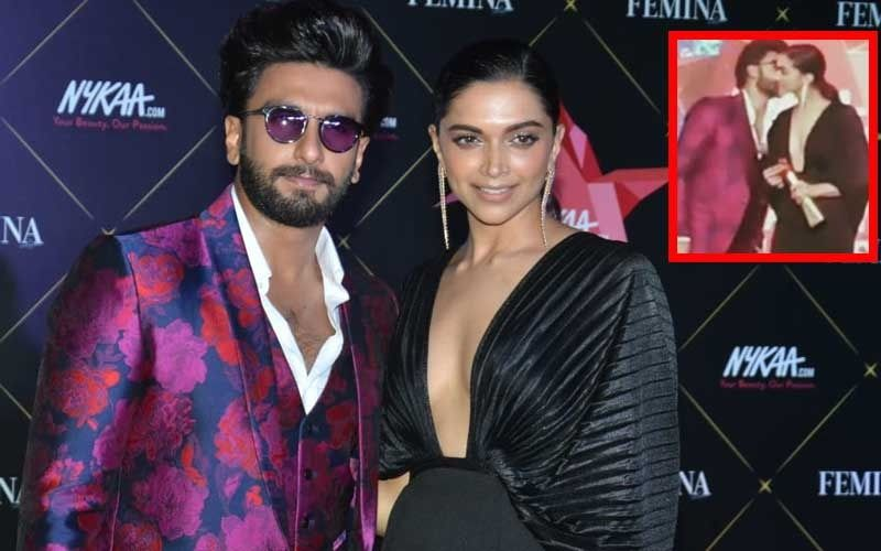 Femina Beauty Awards 2019: When Ranveer Singh Failed To Answer What's Deepika Padukone's Favourite Lipstick Shade- Inside Videos