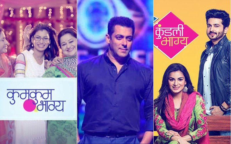 Zee TV's Kundali, Kumkum Continue To Reign; Colors' Bigg Boss 11 Climbs To No. 4