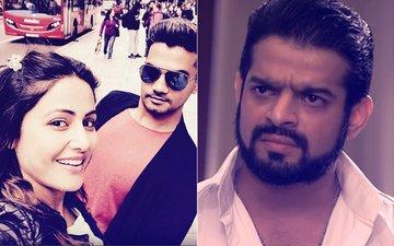Hina Khan's Boyfriend Rocky SLAMS Karan Patel For Calling Her FAKE!