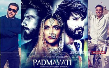 Padmavati To Now Release On February 14, 2018? Tiger & Padman Snuffed Out January