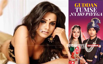 """""""Nervous And Excited"""" To Play Akshat's Ex-Wife, Dalljiet Kaur Begins Shooting For Guddan Tumse Na Ho Payega"""