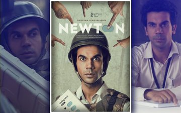 Movie Review: Newton…Here's A Rarity, A Political Critique Which Offers Bittersweet Food For Thought