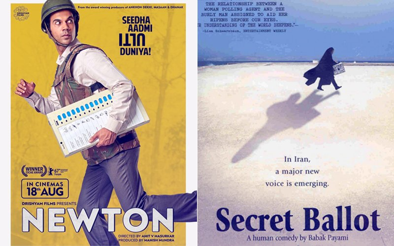 Strong Shades Of Iranian Film In Newton. Has India Blown Up Its Chances Of The Oscars, AGAIN?