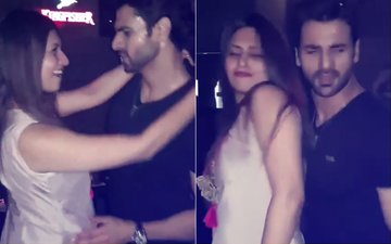 VIDEO: Do NOT MISS Divyanka Tripathi & Vivek Dahiya's SEXY Moves!