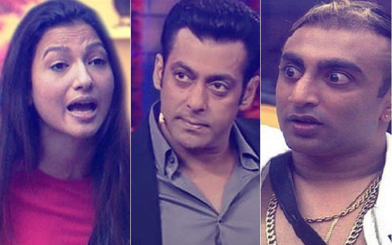 Gauahar Khan LASHES OUT At Bigg Boss 11's Akash Dadlani For DISRESPECTING Salman Khan