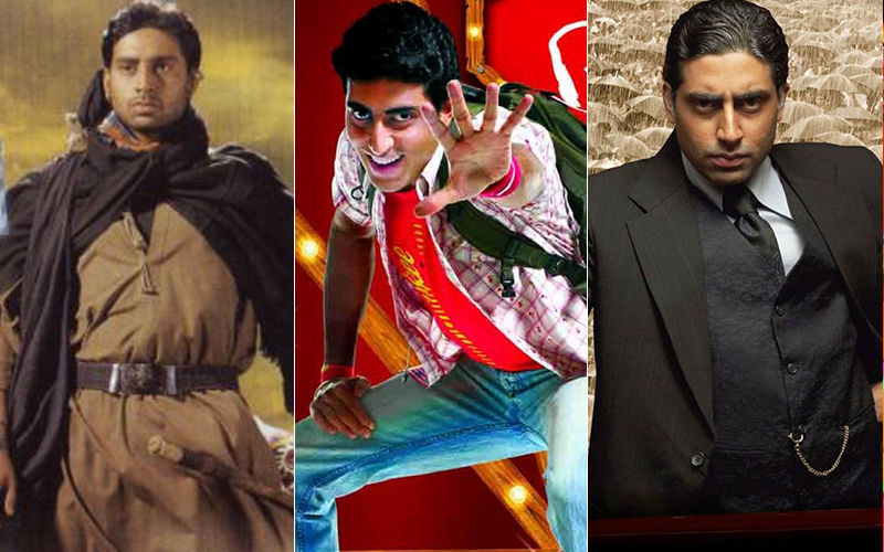 Happy Birthday Abhishek Bachchan: Your 5 Roles That Will Always Stay With Us