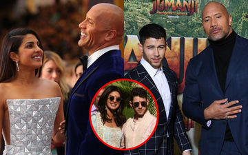 Priyanka Chopra-Nick Jonas Wedding: Dwayne 'The Rock' Johnson Arriving In India To Attend The Ceremony