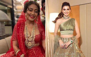 Neha Kakkar Wedding: Was Urvashi Rautela's Lehenga Costlier Than The Bride's Outfit?