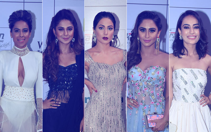 BEST DRESSED & WORST DRESSED AT 11th Gold Awards: Nia Sharma, Jennifer Winget, Hina Khan, Krystle D'souza Or Surbhi Jyoti?