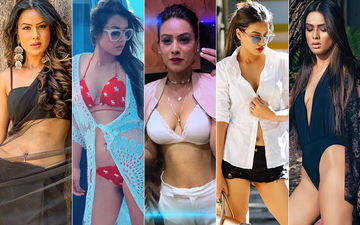 Nia Sharma Birthday Special: Here's Decoding The Actor's Sultry Side On Her 29thBirthday