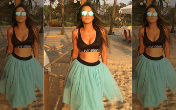"Trolls Shamelessly Call Nia Sharma ""Ugly"", Here's How She Shut Them Down"