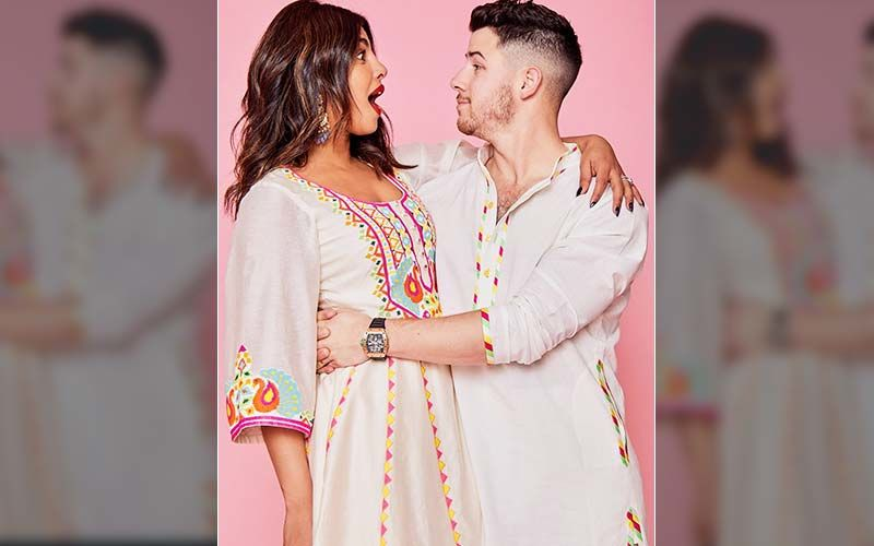 Priyanka Chopra Reveals What Nick Jonas Does When She Changes Her American Accent To Indian In This Throwback Video-It's Cute AF