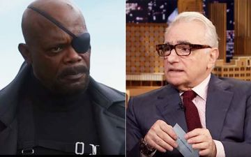 Nick Fury Samuel L Jackson Reacts To Martin Scorsese's 'Marvel Movies Aren't Cinema' Comment, Says 'Everybody Doesn't Like His Stuff Either'